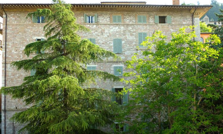 Casa Franchi | retro | Cittadella di Assisi