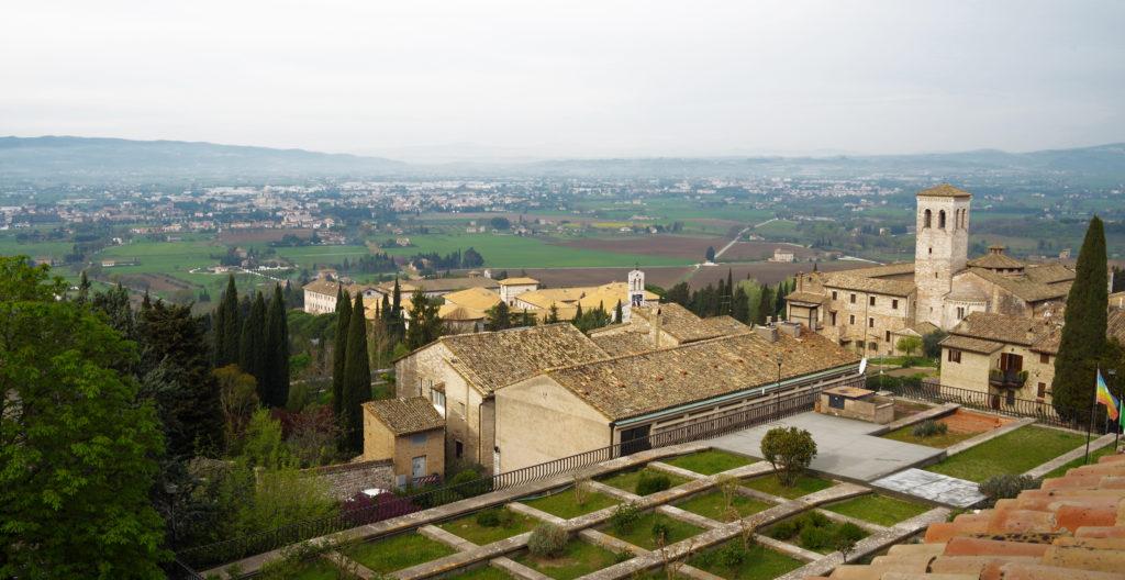 Soggiorno nella cittadella cittadella ospitalit della for Soggiorno ad assisi