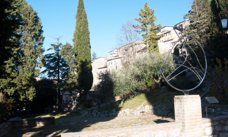 Cappella | anfiteatro 1 | Cittadella di Assisi