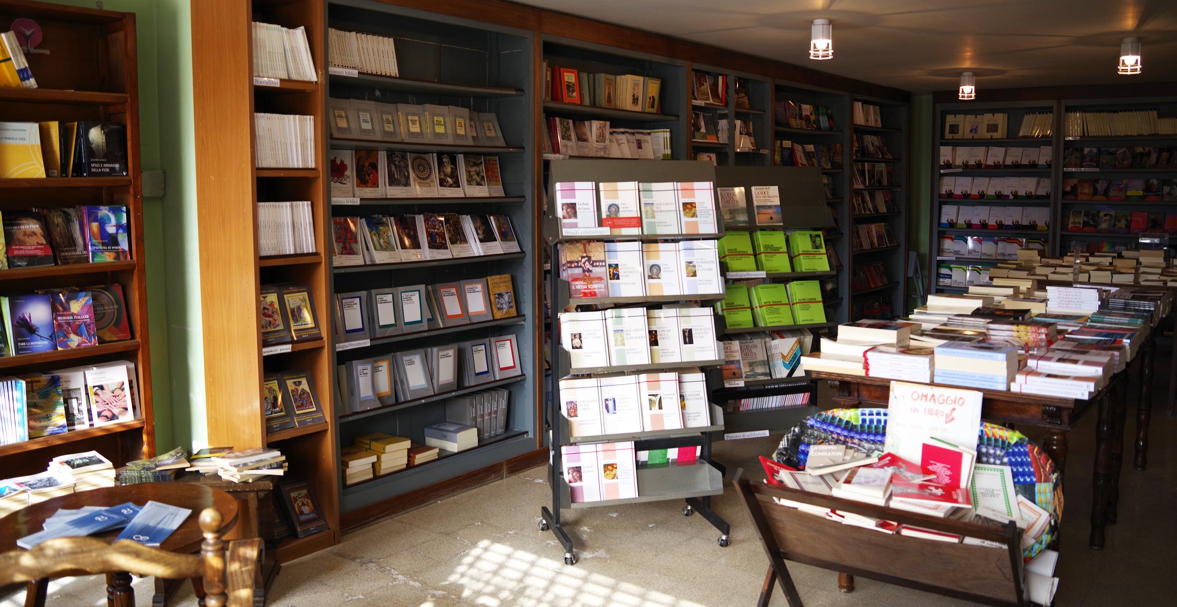 Libreria 2 cittadella di assisi cittadella ospitalità della pro