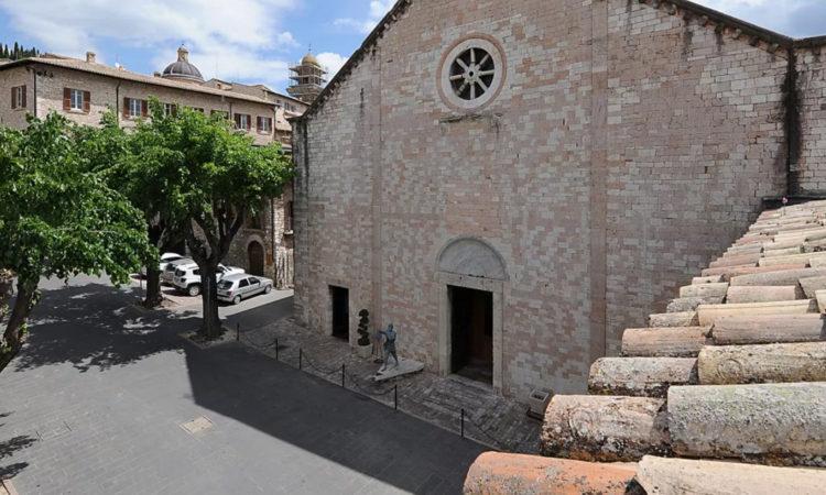 Chiesa Santa Maria Maggiore | Santuario della Spogliazione