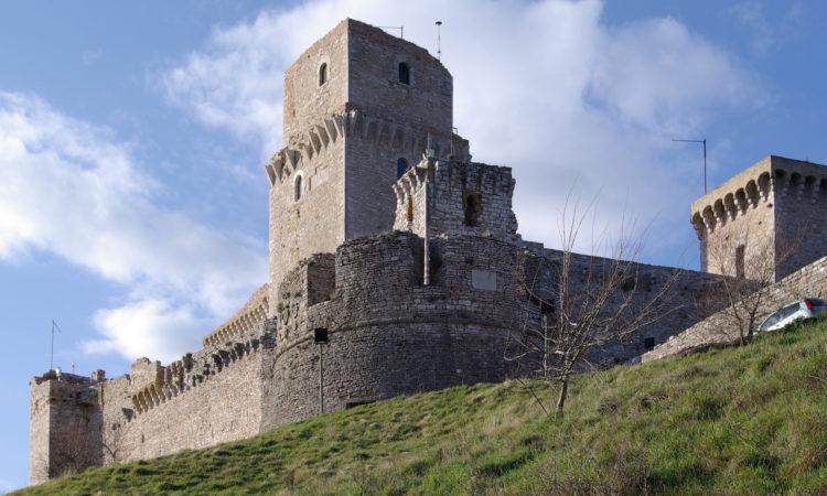 Rocca Maggiore e Minore