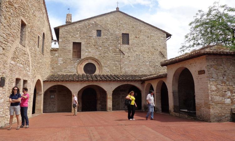 San Damiano Assisi